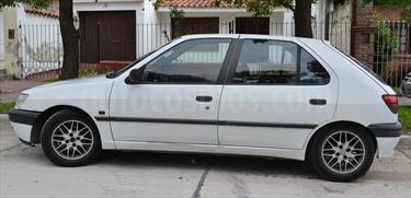 Foto venta Auto Usado Peugeot 306 XND 5P Ac (1997) color Blanco precio $80.000