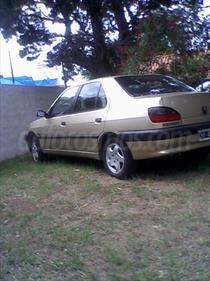 Foto venta Auto Usado Peugeot 306 XR Family 4P 16V (1998) color Champagne precio $45.000