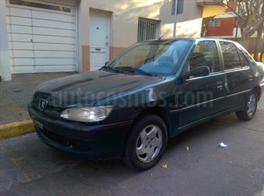 Foto venta Auto Usado Peugeot 306 XR Family 4P 16V (1998) color Verde Oscuro precio $75.000