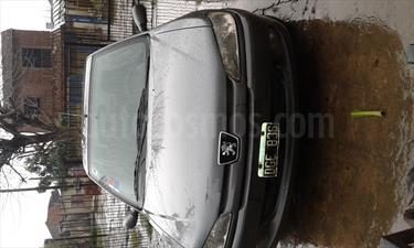 Foto venta Auto Usado Peugeot 306 XRDT Family 4P (2000) color Gris precio $85.000