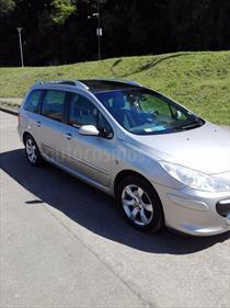 Foto venta Auto usado Peugeot 307 CC 1.6  (2008) color Gris Acero precio $5.300.000