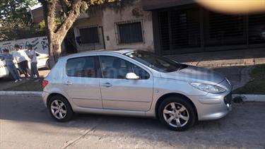Foto venta Auto usado Peugeot 307 4P 1.6 XT (2011) color Gris Aluminium precio $195.000