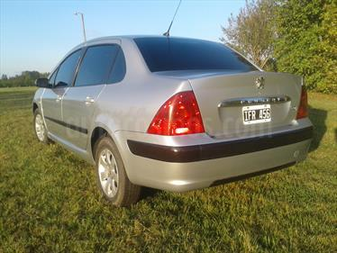 Foto venta Auto Usado Peugeot 307 4P 2.0 HDi XR (2009) color Gris Aluminium precio $175