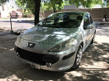 Foto venta Auto Usado Peugeot 307 4P 2.0 HDi XS Premium (90 cv) (2006) color Gris Plata  precio $160.000