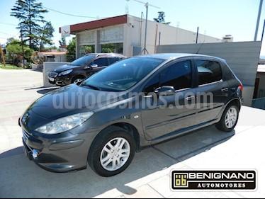 Foto venta Auto Usado Peugeot 307 4P 2.0 XS HDi (2011) color Gris Oscuro precio $269.000
