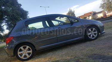 Foto venta Auto usado Peugeot 307 4P 2.0 XS Premium (2007) color Gris precio $185.000