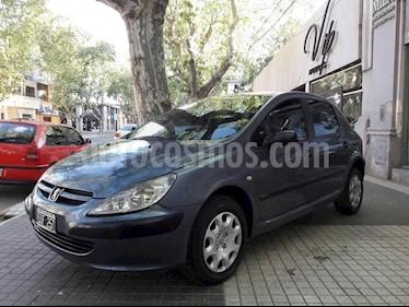 Foto venta Auto Usado Peugeot 307 5P 1.6 XR (2004) color Azul Celeste precio $165.000