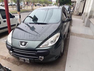 Foto venta Auto Usado Peugeot 307 5P 1.6 XS (2008) color Verde Oscuro precio $165.000