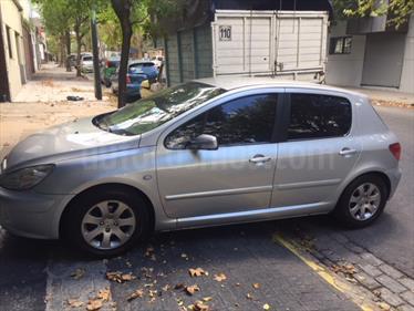 Foto venta Auto Usado Peugeot 307 5P 1.6 XS (2006) color Gris Plata  precio $145.000