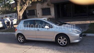 Foto venta Auto usado Peugeot 307 5P 1.6 XT Premium (2011) color Plata precio $190.000