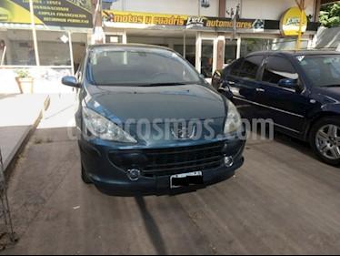 Foto venta Auto usado Peugeot 307 5P 2.0 HDi XT  (2008) color Azul precio $180.000