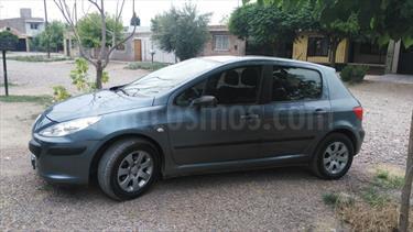 Foto venta Auto Usado Peugeot 307 5P 2.0 XT HDi Premium (90 cv) (2007) color Gris Amatista  precio $165.000