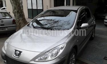 Foto venta Auto Usado Peugeot 307 5Ptas. 2.0 Hdi XS (90cv) (L06) (2007) color Gris precio $160.000