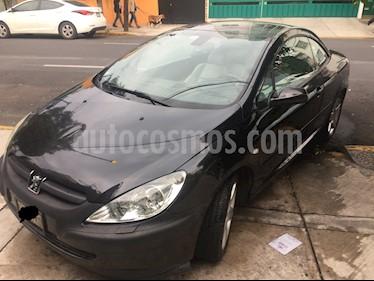 Foto venta Auto usado Peugeot 307 CC Dynamique Piel Aut (2005) color Negro precio $75,000