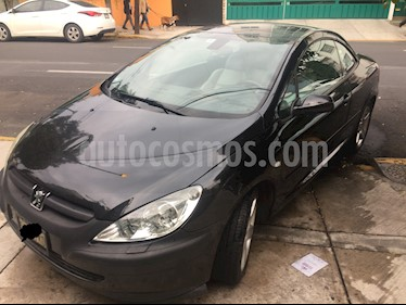 Foto venta Auto Seminuevo Peugeot 307 CC Dynamique Piel Aut (2005) color Negro precio $75,000
