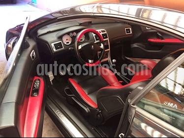 Foto venta Auto Usado Peugeot 307 CC Dynamique Piel (2008) color Negro Obsidien precio $100,000
