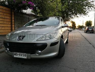Peugeot 307  Diesel X-Line  usado (2007) color Gris precio $4.300.000