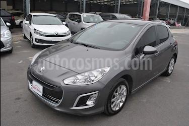 Foto venta Auto Usado Peugeot 308 1.6 Allure Nav 115cv (2012) color Gris Oscuro precio $340.000