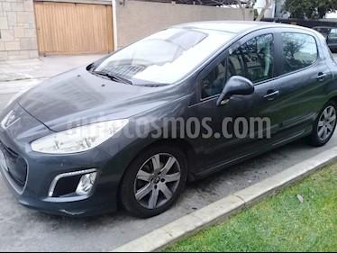 Foto venta Auto usado Peugeot 308 1.6L CC  (2013) color Gris Shark precio u$s9,500