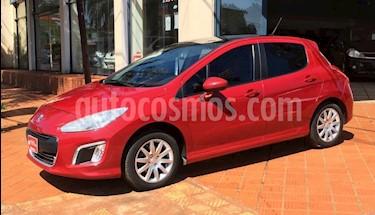 Foto venta Auto usado Peugeot 308 5Ptas. 1.6 16v Allure GPS (115cv) (2013) color Bordo precio $385.000