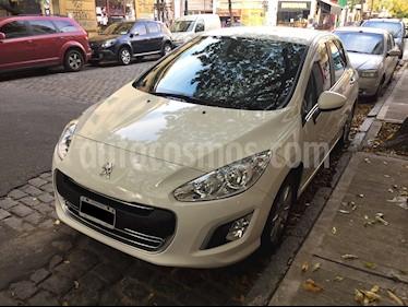 Foto venta Auto Usado Peugeot 308 Active 2014/5 (2014) color Blanco precio $250.000