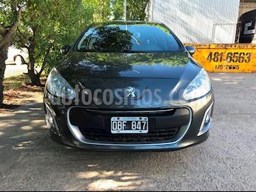 Foto venta Auto usado Peugeot 308 Active 2014/5 (2014) color Gris Grafito precio $250.000