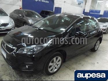 Foto venta Auto Usado Peugeot 308 Active NAV (2017) color Negro precio $390.000