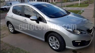 Foto venta Auto Usado Peugeot 308 Active (2018) color Gris Aluminium