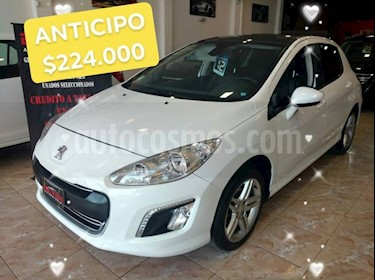 Foto venta Auto Usado Peugeot 308 Allure HDi NAV (2012) color Blanco precio $224.000