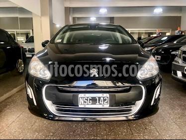 Foto venta Auto usado Peugeot 308 Allure NAV (2014) color Negro Perla precio $365.000