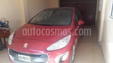 Foto venta Auto usado Peugeot 308 Allure NAV (2012) color Rojo precio $255.000