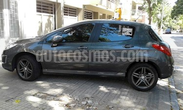 Foto venta Auto Usado Peugeot 308 Feline HDi 2014/5 (2014) color Gris Grafito precio $340.000