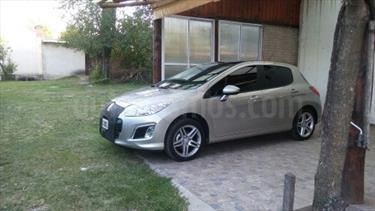 Foto venta Auto usado Peugeot 308 Feline HDi (2014) color Gris Cendre precio $335.000