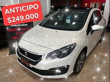 Foto venta Auto Usado Peugeot 308 Feline THP (2015) color Blanco precio $249.000