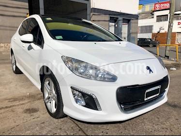 Foto venta Auto Usado Peugeot 308 Feline (2013) color Blanco Banquise precio $349.000