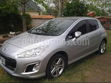 Foto venta Auto usado Peugeot 308 Feline (2012) color Gris Aluminium precio $390.000