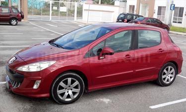 Foto venta Auto usado Peugeot 308 Std (2009) color Rojo Babylone precio $70,000