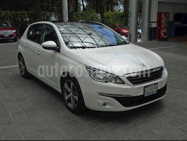 Foto venta Auto Seminuevo Peugeot 308 Std (2016) color Blanco precio $205,000