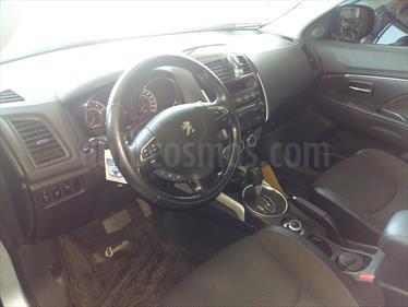 Foto venta Auto Usado Peugeot 4008 Allure CVT (2013) color Gris Plata  precio $430.000