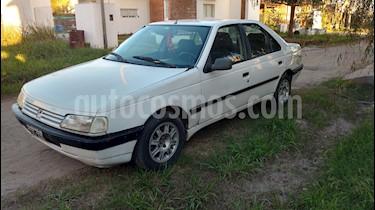 Foto venta Auto usado Peugeot 405 Signature DSL (1998) color Blanco precio $65.000
