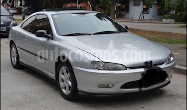 Foto venta Auto Usado Peugeot 406 (COUPE) 2.0 Automatico (1997) color Gris precio u$s8,000