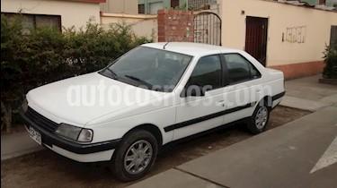Foto venta Auto Usado Peugeot 406 (SEDAN) SR 1.8 (1994) color Blanco Nieve precio u$s2,600