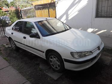 Foto venta Auto usado Peugeot 406 Sedan SL (1998) color Blanco precio $1.590.000