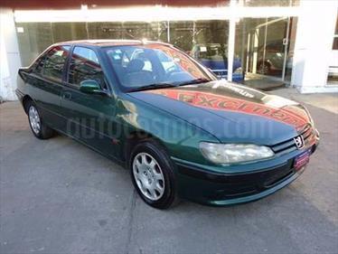 Foto venta Auto Usado Peugeot 406 ST 1.8 (1997) color Verde precio $82.000