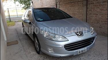 Foto venta Auto Usado Peugeot 407 SV Sport HDi Tiptronic (2008) color Gris Fer precio $170.000