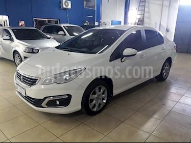 Foto venta Auto Usado Peugeot 408 Active (2016) color Blanco Banquise precio $345.000