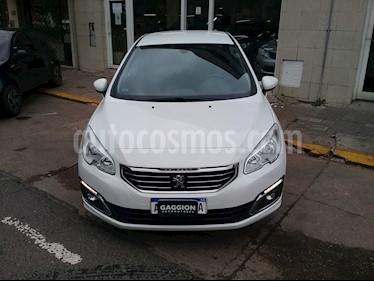 Foto venta Auto Usado Peugeot 408 Active (2017) color Blanco
