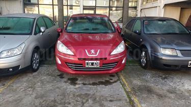 Foto venta Auto Usado Peugeot 408 Allure Aut NAV (2012) color Rojo precio $262.000
