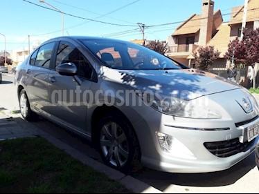 Foto venta Auto usado Peugeot 408 Allure Aut NAV (2012) color Gris Oscuro precio $290.000