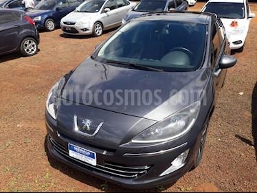 Foto venta Auto Usado Peugeot 408 Allure Plus Nav 2.0 Nafta (2012) color Gris precio $320.000